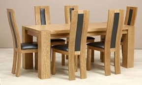 different design selections for dining room tables with chairs