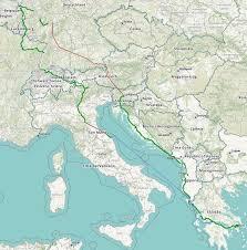 Nancy France Map by Cycling Summer 2016 Ljubljana Athens And More Malvin Gattinger