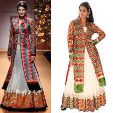 phulkari salwar suits and kameez designs 2017 with prices catalogue