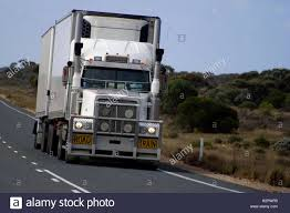 semi trailer truck big semi trailer truck australia also called road train as they