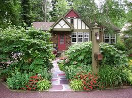 beautiful front yard flower gardens gorgeous landscapes hgtv