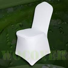 spandex chair covers for sale 50 white color spandex chair cover for wedding party decorations