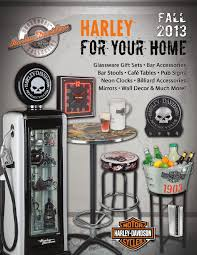 harley davidson home decor catalog harley davidson roadhouse collection fall 2013 by ace product