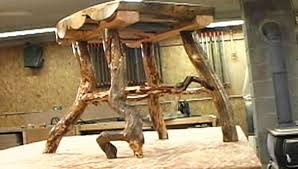 Rustic Kitchen Table Sets Coffee Tables Log Coffee Table Dramatic Big Log Coffee Table
