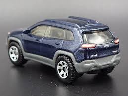 jeep trailhawk 2014 2014 jeep cherokee trailhawk rare 1 64 limited edition die cast
