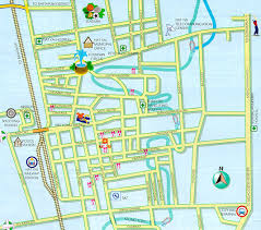 map of hat yai map of hat yai thailand s travel information by hotel thailand