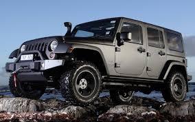 rubicon jeep 2016 2016 jeep wrangler unlimited rubicon automatic suv grey color