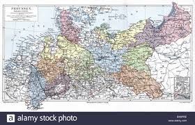 Map Of Central Europe Cartography Maps Central Europe Germany Kindom Of Prussia