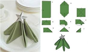 20 best diy napkin folding tutorials for
