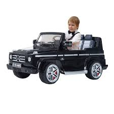 kids electric jeep homcom kids electric ride on car 6v green