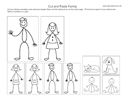 best 25 cut and paste worksheets ideas on pinterest number