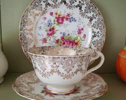 dinnerware sets vintage etsy uk