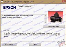 epson l360 ink pad resetter reset epson l360 waste ink pad counter wicreset keys
