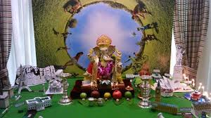 Home Ganpati Decoration Ganesh Chaturthi 2017 5 Decoration Ideas For The Mesmerising Look