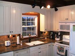 Diy White Kitchen Cabinets by Antique White Kitchen Cabinets Home Depot Kitchen U0026 Bath Ideas
