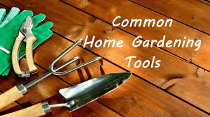 Gardening Tools by Useful Garden Tools Equipments Names And Uses In Home Garden
