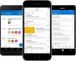 outlook update brings synced calendars delegate management