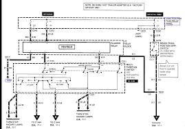 7 Way Trailer Harness Diagram 2010 F150 A Tow Pkg The 7 Pin Diagram Interior Lights Trailer