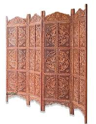wooden partition screen room divider privacy screen folding