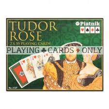 tudor cards by piatnik card cards only