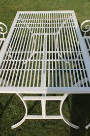 Metal Garden Table And Chairs Uk 114 Best Garden Images On Pinterest Dining Sets Furniture Sets