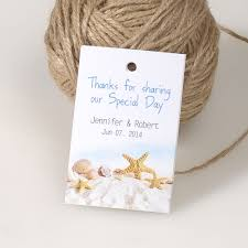 wedding favor tags favor tags summer themed wedding favor tags gift cards