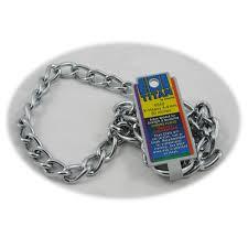 belgian sheepdog jewelry coastal titan chrome steel dog choke chain xheavy 30 inch dog