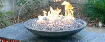 Rocks For Firepit Pit Artistic Gas Pit Glass Design Medium Grey