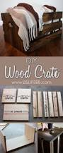 Crate Bookcase Creative Farmhouse Crate Diy Projects The Cottage Market