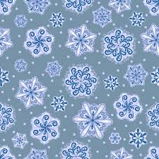 blue pattern background html snowflake seamless pattern holiday wallpaper winter endless
