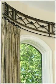 Rods For Bay Windows Ideas Bay Window Curtain Ideas Custom Bay Window Curtain Rods Eyelet