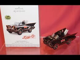 1966 batmobile kiddie car ornament hallmark open box 2017