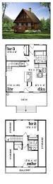 narrow lot home plan 55007 total living area 1073 sq ft 3