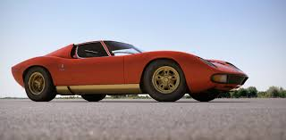 the lamborghini miura is the core of the brand u0027s successful history
