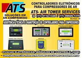 conserto interfaces eletrônicas elektronikon sigma control cp