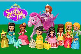sofia royal prep character collection princess royal