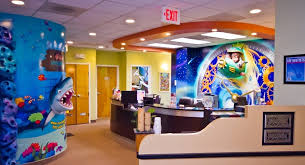 Va Help Desk The Front Desk At Our Fairfax Pediatric Dental Office We Placed