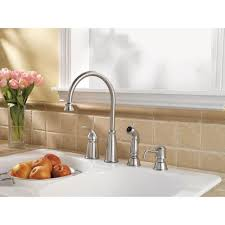 faucet leaking delta kitchen faucet
