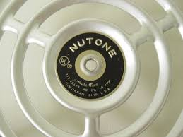 vintage nutone kitchen wall exhaust fan nutone kitchen exhaust fan grate cover vg 54 vent pipe flap