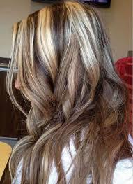 platinum blonde hair with brown highlights 60 great brown hair with blonde highlights ideas