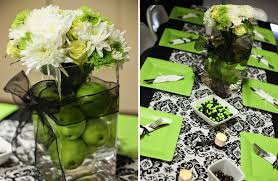 lime green decorations home design ideas