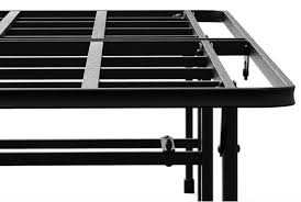 zinus 14 inch elite smartbase mattress foundation platform bed