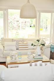 Beach House Furniture by Glamorous Living Room Beach House Deco Combine Graceful White