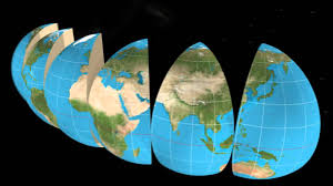 Mercator Map Definition Mercator Projection Youtube