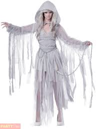 ladies haunted beauty costume adults ghost bride halloween fancy