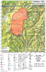 Wildfire Map August 2015 by Fire Season 2015 Omak Chronicle