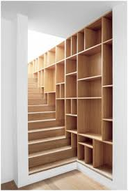 maximize your home staircase shelf design ideas u2013 modern shelf