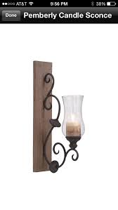 Outdoor Candle Wall Sconces 71 Best Candle Sconces Images On Pinterest Candle Wall Sconces