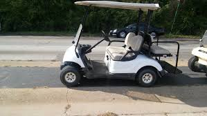 used 2007 yamaha g max limited edition 4 stroke gas golf carts in