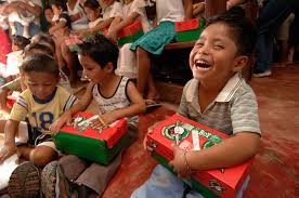 operation christmas child christmas gifts for children in need
